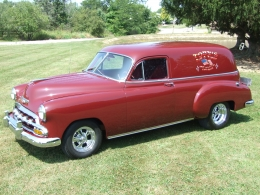 1952 Chevrolet Delivery Exterior