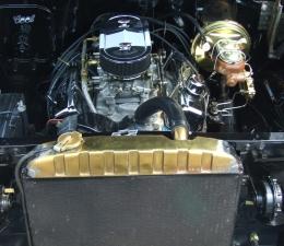 1957 Chevrolet 150 Engine & Transmission