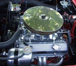 1962 Chevrolet Corvette Engine & Transmission