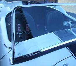 1965 AC Cobra Replica Interior