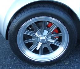 1965 AC Cobra Replica Tires & Wheels