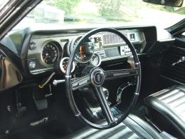1966 Oldsmobile 442 Interior