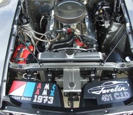1973 Javelin Engine & Transmission