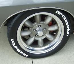 1973 Tires & Wheels