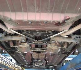 1996 Jaguar Chassis