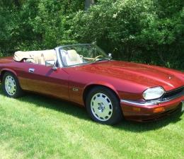 1996 Jaguar Exterior