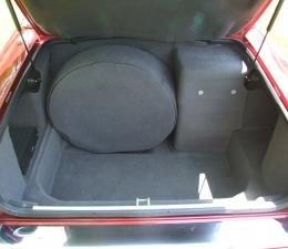 1996 Jaguar Trunk