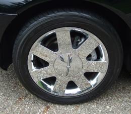 2002 Ford Thunderbird Tires & Wheels
