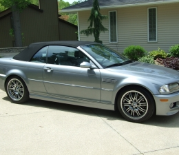 2005 BMW M3 Covertible 030