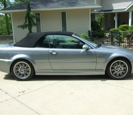 2005 BMW M3 Covertible 031