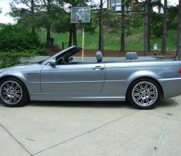2005 BMW M3 Covertible 039a