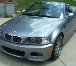 2005 BMW M3 Covertible 039b