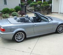 2005 BMW M3 Covertible 039e
