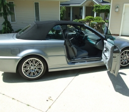 2005 BMW M3 Covertible 119