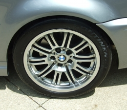 2005 BMW M3 Covertible 168