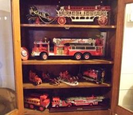 2013 Fire Truck Exterior