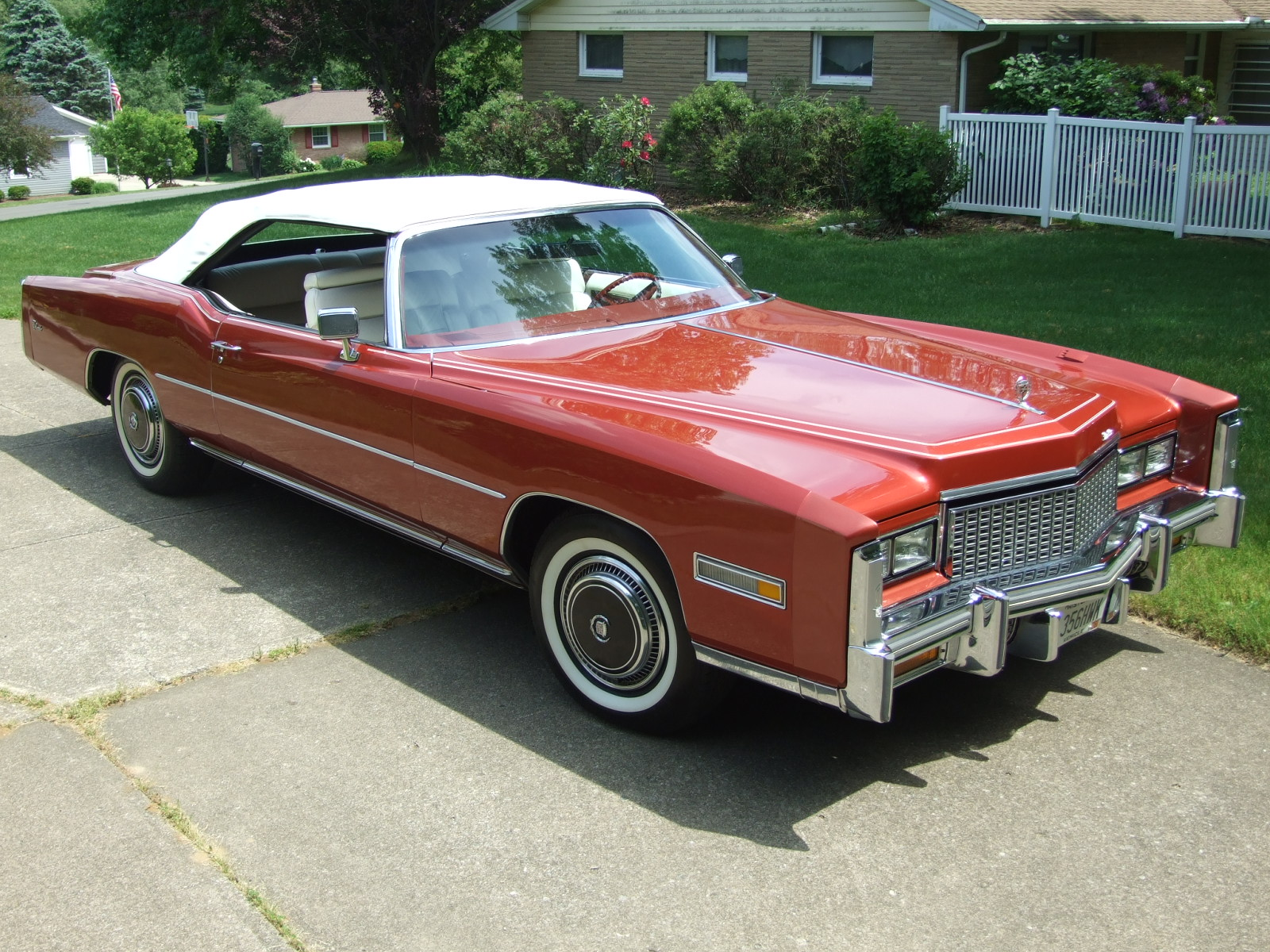 1976 cadillac eldorado convertible. Cars Review. Best American Auto & Cars Review