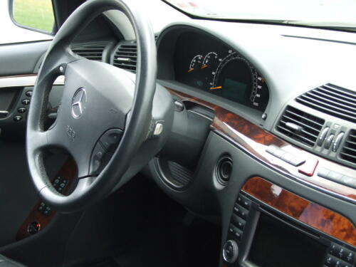2003 Mercedes-Benz Interior 88 Pictures