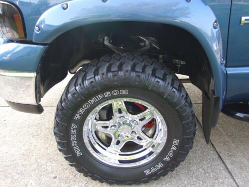 2005 Dodge Ram 1500 HEMI Tires and Wheels 13 Photos